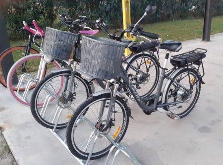 Rimessaggio e disponibilità biciclette